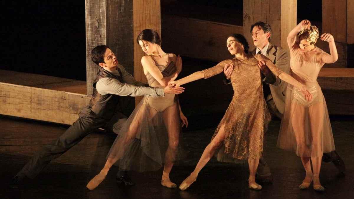 Il balletto Woolf Works in prima tv su Rai 5. Sul palco le étoiles Alessandra Ferri e Federico Bonelli