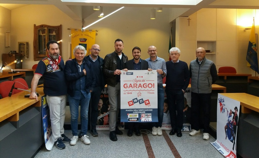 garagoi 2019-presentazione