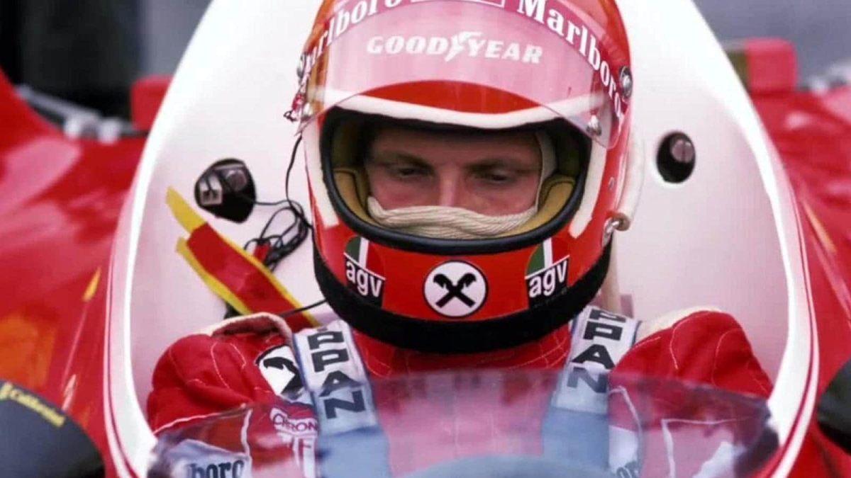"""""""1"""" è il film direttoda Paul Crowder in onda mercoledì 22 maggio alle 23,10 su Rai 2,in onore della leggenda della Formula Uno Niki Lauda"""