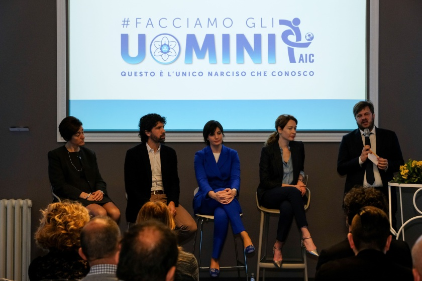 #Facciamogliuomini_conferenza_ph. Luca Marenda