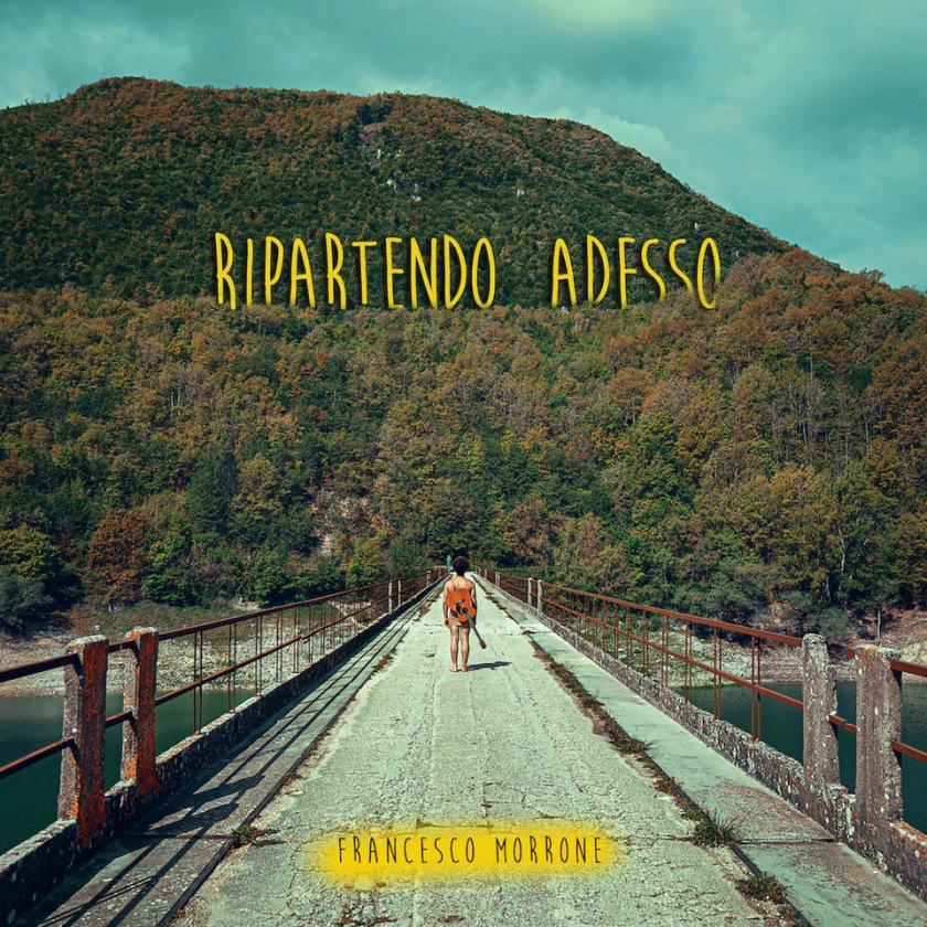 RIPARTENDO ADESSO Cover jpg