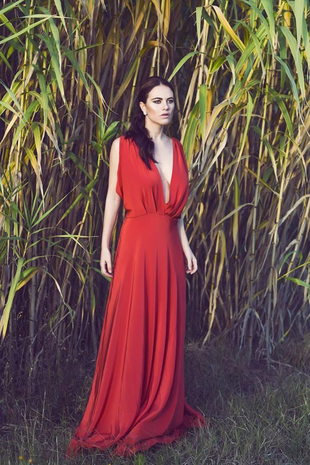 Actress Melania Dalla Costa 1