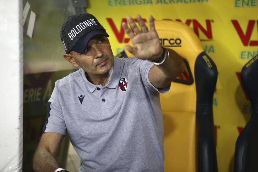 Soccer: Serie A; Hellas Verona-Bologna