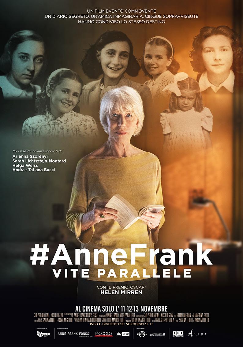 ANNA FRANK - VITE PARALLELE