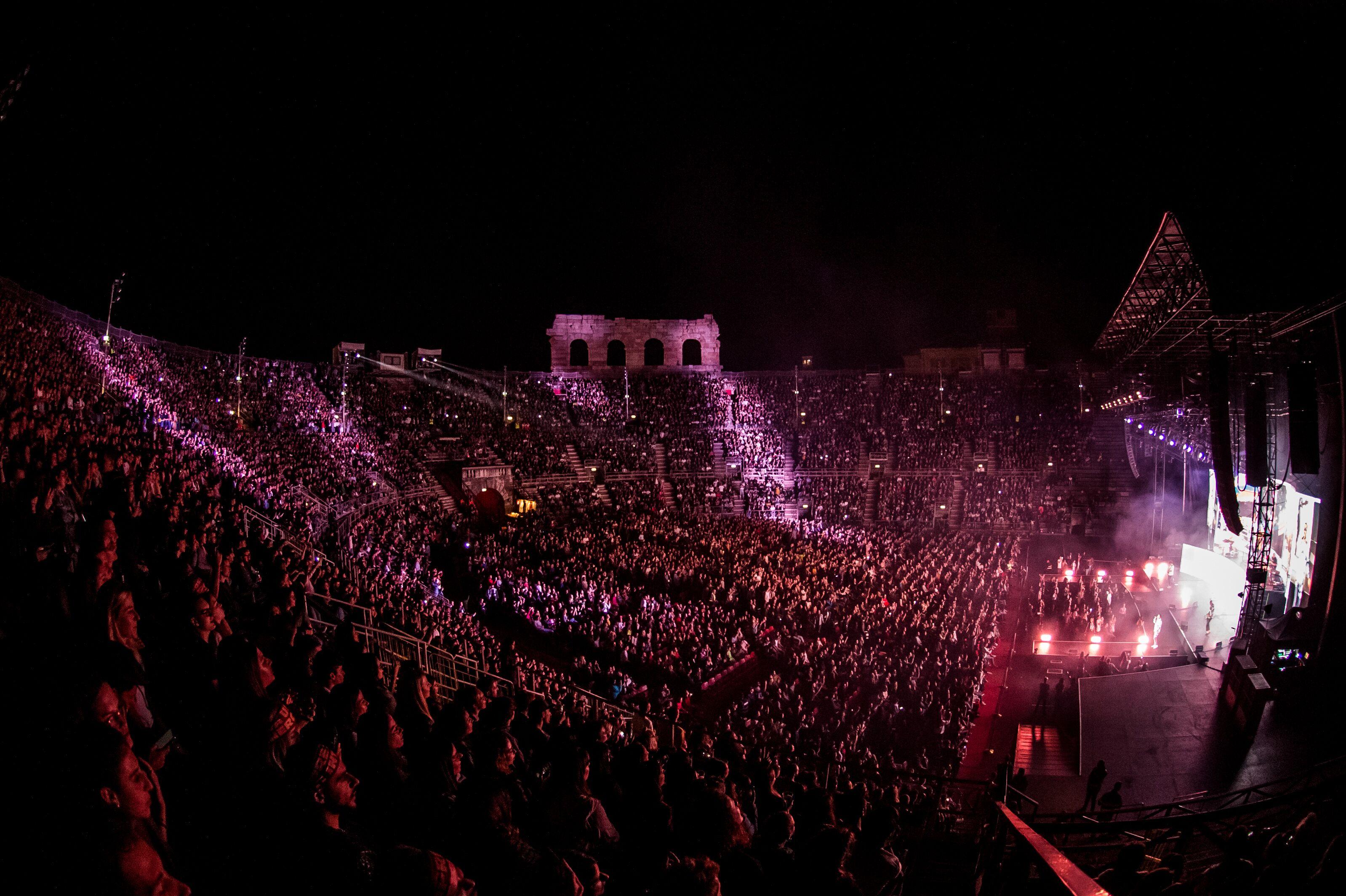 E Partito Il 29 Settembre Dall Arena Di Verona L