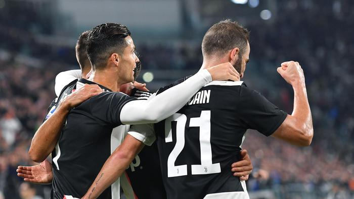 Soccer: Serie A; Juventus-Bologna