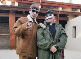 Metal Carter & Davide Toffolo (Tre Allegri Ragazzi Morti)