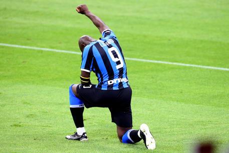 Soccer: serie A; Fc Inter vs Uc Sampdoria
