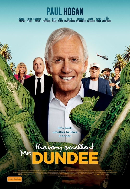 The Very Excellent Mr Dundee Poster