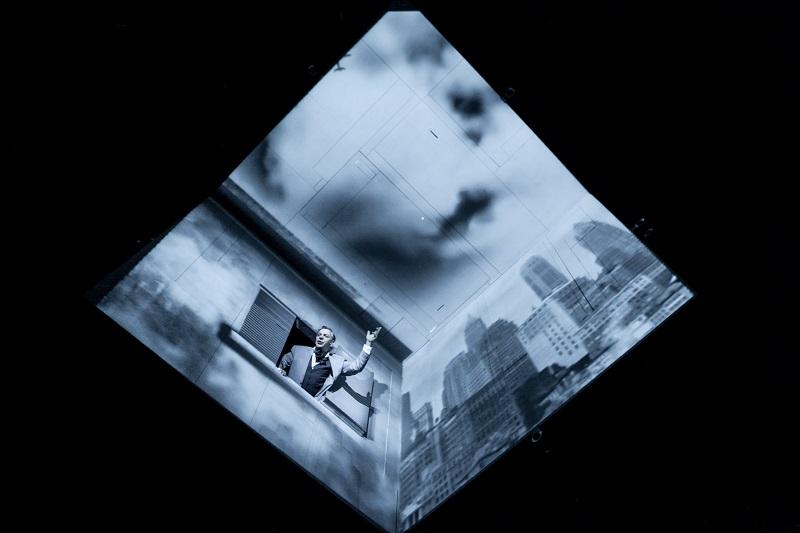 """Foto1 da """"Les Aiguilles et l'opium"""" di R. Lepage"""
