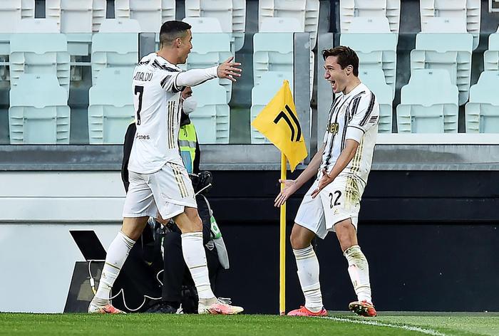 Soccer: Serie A; Juventus-Napoli