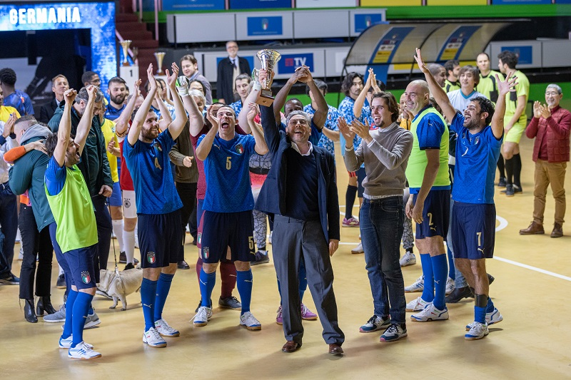 CRAZY FOR FOOTBALL - Sergio Castellitto
