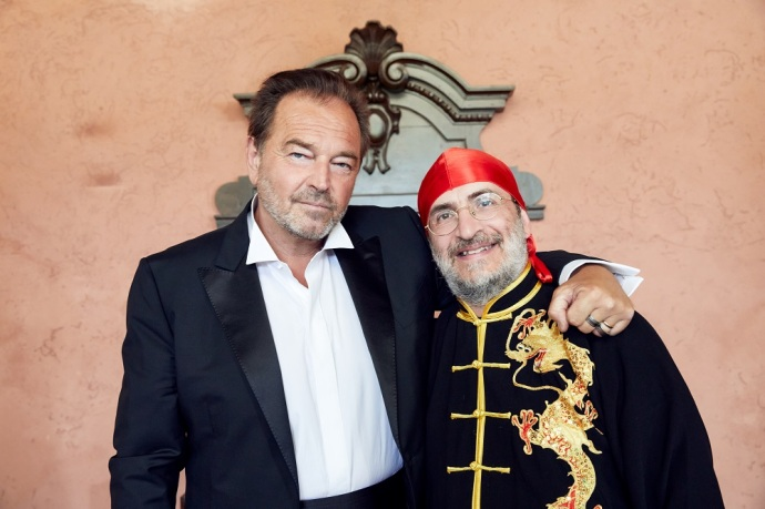 Sebastiano Somma e Carlo Olmo