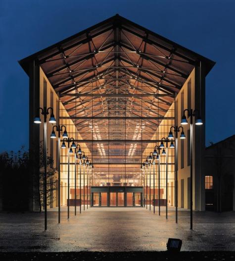AuditoriumPaganini