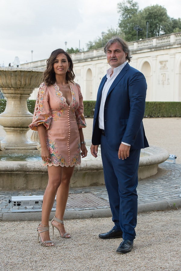 Caterina Balivo e Pier Luigi Pardo presentano il MYllennium Awards-103