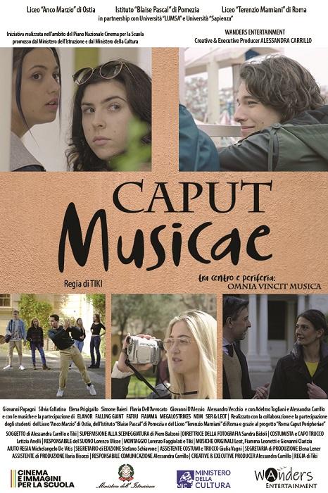 CAPUT MUSICAE - locandina CMYK