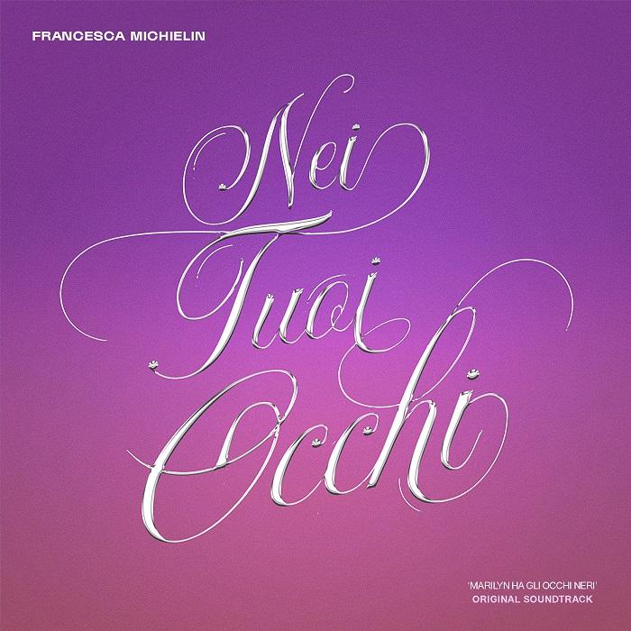 FRANCESCA MICHIELIN - NEI TUOI OCCHI - COVER